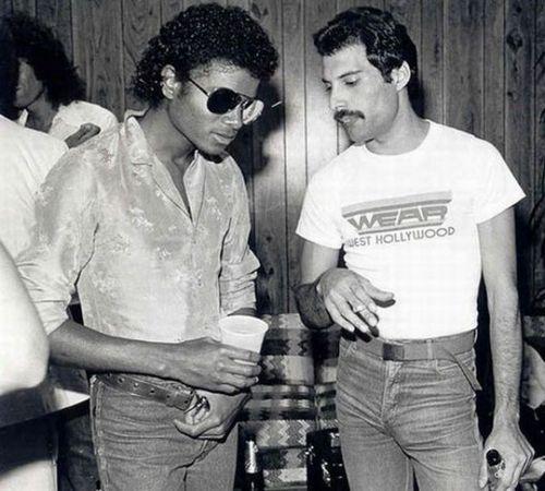 Michael & Freddie