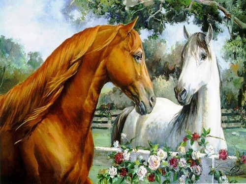 مزید horse wallpapers!