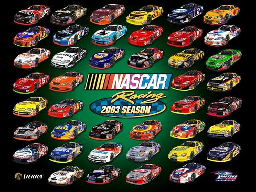 NASCAR wallpaper entitled NASCAR