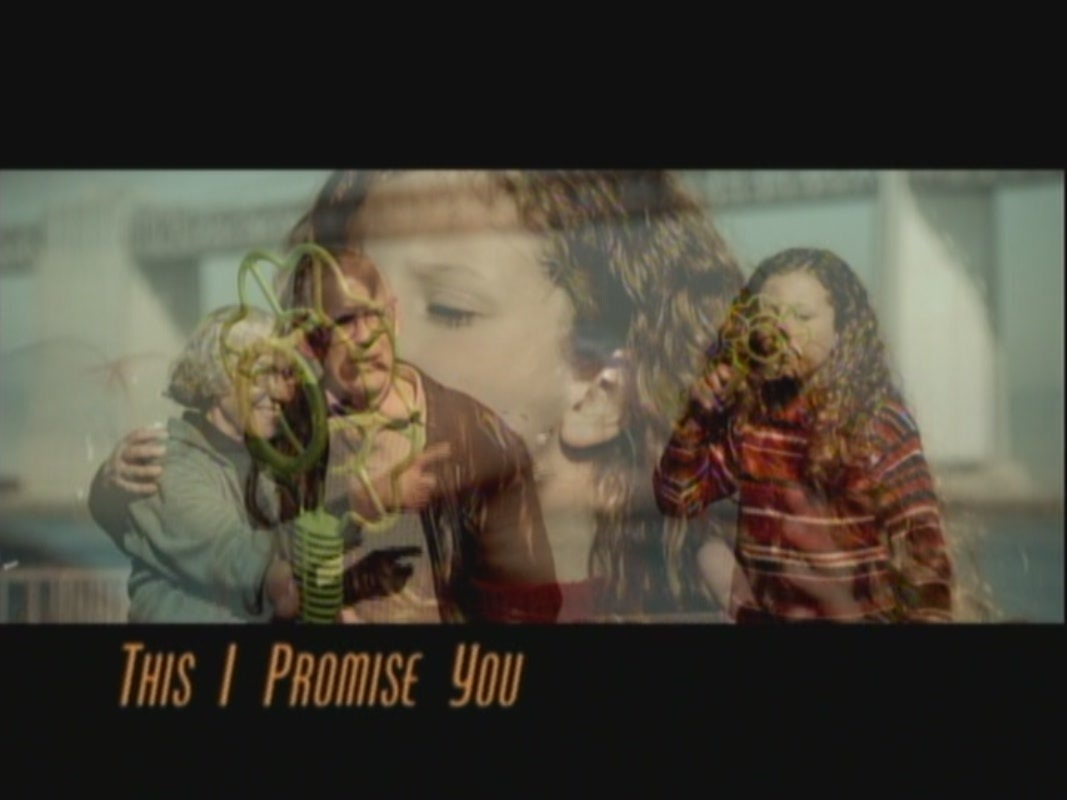 This i promise you music video