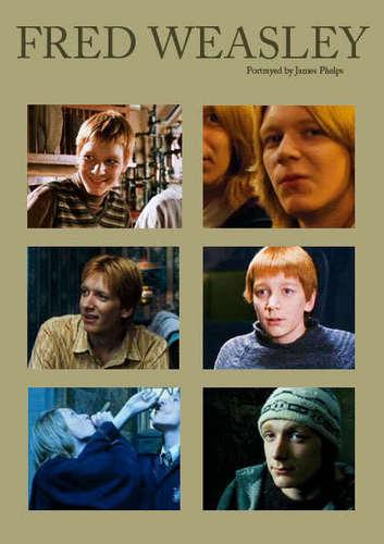 Jamie Phelps=Fred Weasley