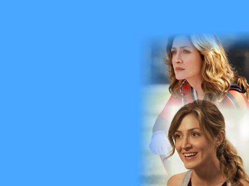 Rizzoli & Isles wallpaper containing a portrait titled R&I Wallpapers