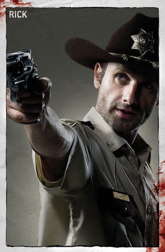 The Walking Dead images Rick Grimes wallpaper and background photos