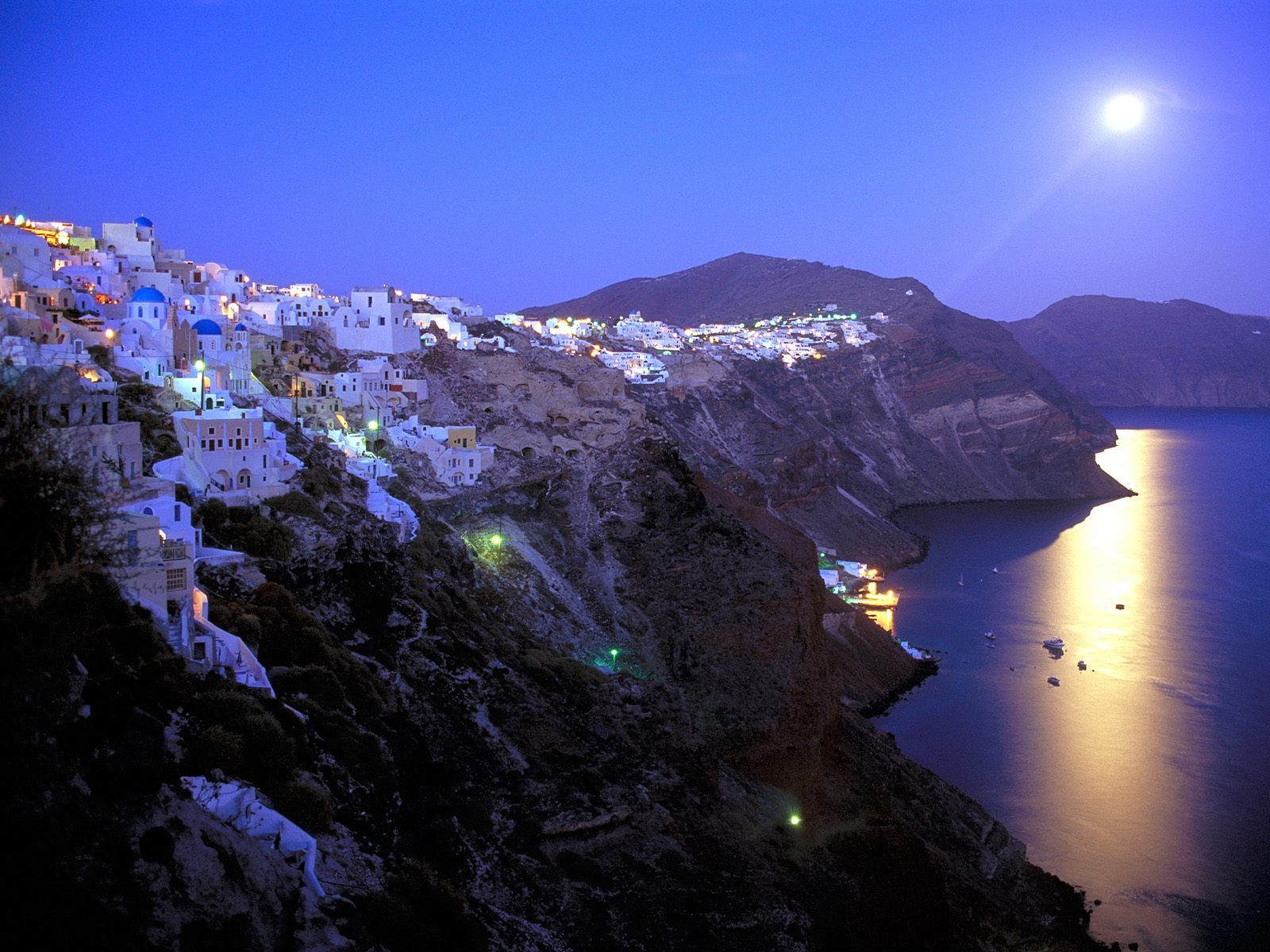 Download this Greek Islands Santorini picture
