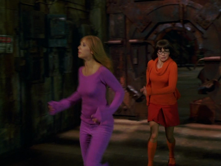 Hot daphne scooby doo Velma Dinkley