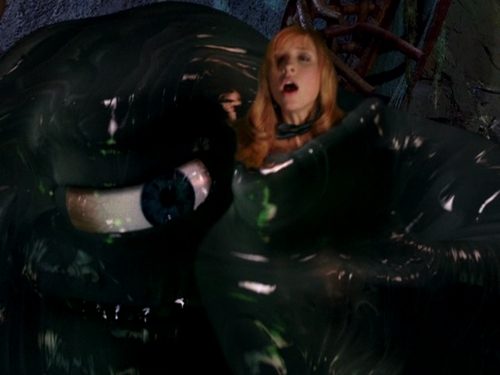 Sarah Michelle Gellar wallpaper titled Sarah in Scooby Doo 2: Monsters Unleashed
