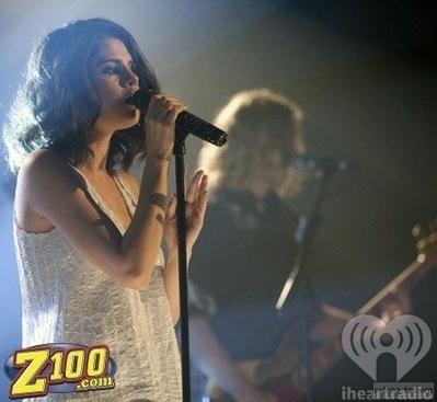 September 22nd-Z100 Live concierto