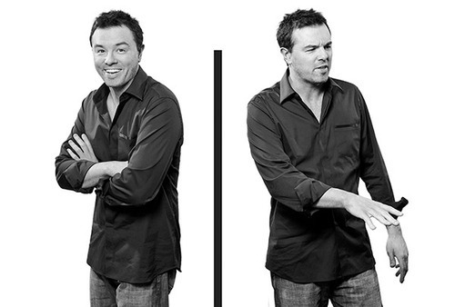 Seth MacFarlane wallpaper with a well dressed person and a business suit called Seth MacFarlane