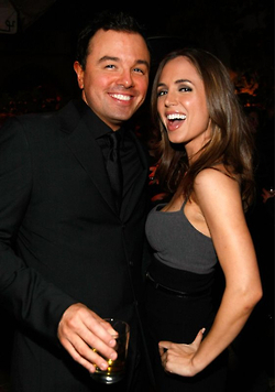 Seth and Eliza - seth-macfarlane Photo