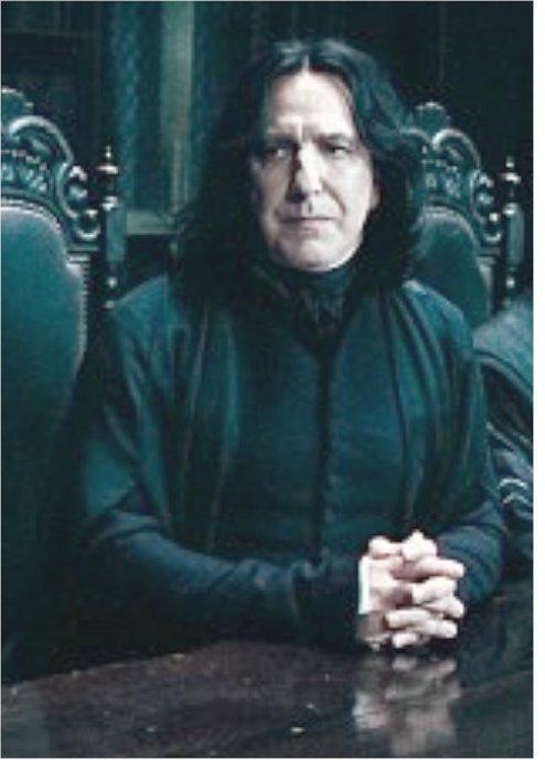 Severus-DH- close up