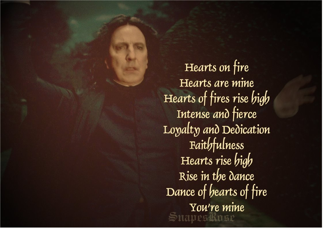 severus snape images hearts - photo #6