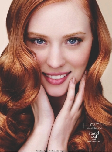 Deborah Ann Woll fondo de pantalla containing a portrait entitled Shape Magazine - August 2010