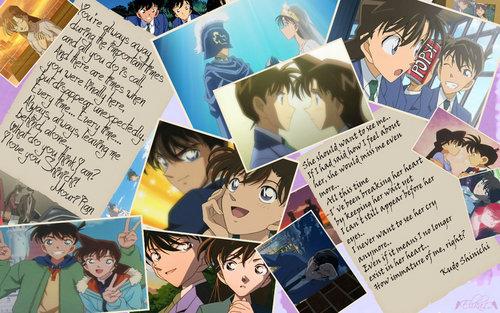Shinichi Ran fondo de pantalla