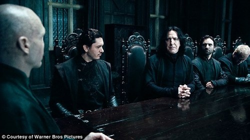 Snape in DH