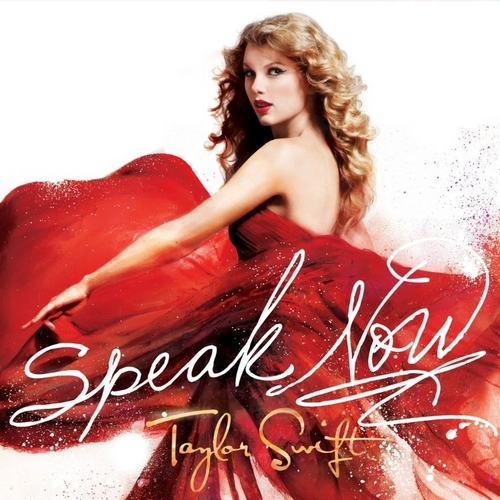 Speak Now (Target Deluxe Edition) [Official Album Cover]