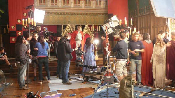 Spoiler  Gwens new dress - Merlin on BBC Photo (15701740) - Fanpop