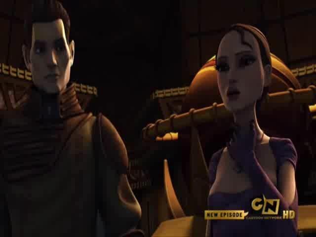 ster Wars the Clone Wars Senate Spy foto's