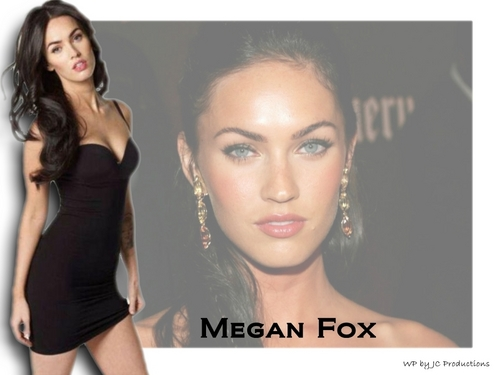 Super Sexy Megan cáo, fox