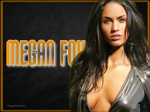Super Sexy Megan rubah, fox