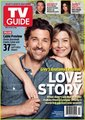 TV Gide magazine - meredith-and-derek photo
