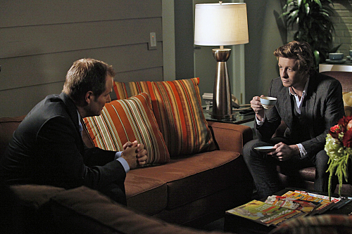 The Mentalist 3.04 - Red Carpet Treatment Promotional Pictures