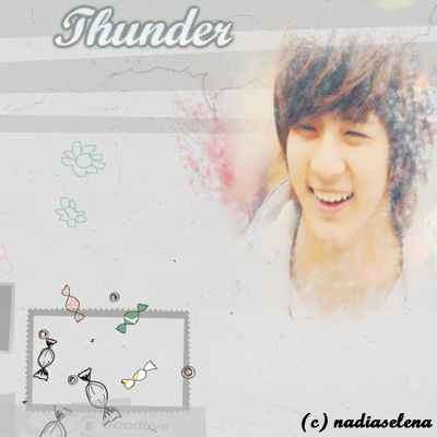 Thunder fan art