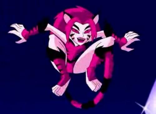 Teen Titans Hintergrund entitled TigerGirl