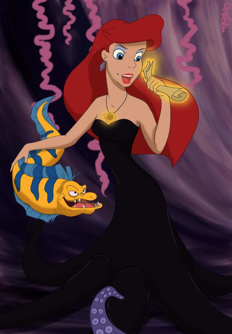 Twisted Princess Ariel