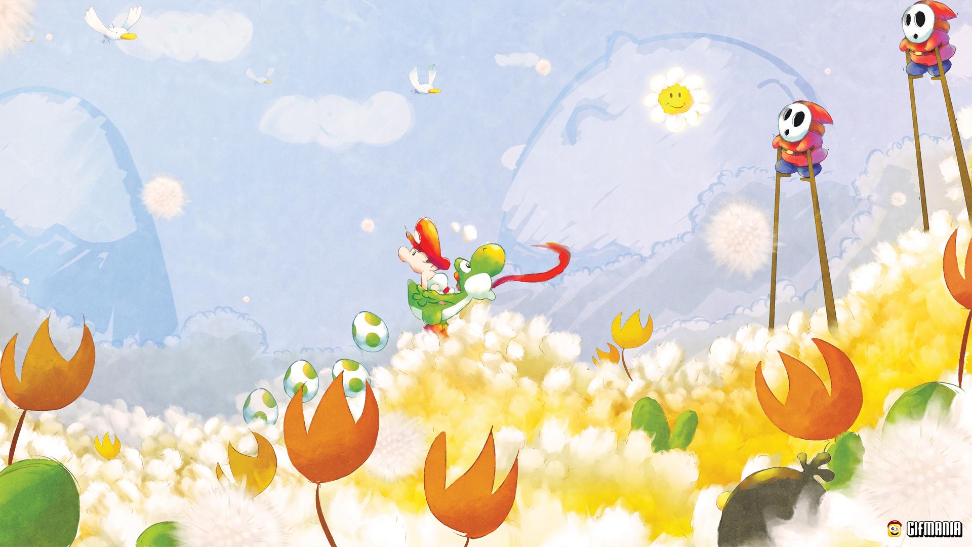 yoshi screensavers