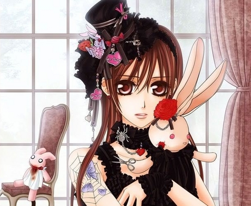 Vampire Knight wolpeyper possibly containing a bouquet entitled Yuki tumawid