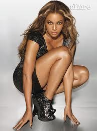 Beyoncé pose
