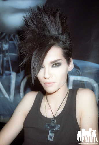 Tokio Hotel 壁紙 called bill kaulitz
