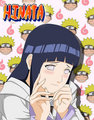 blush - hinata-and-naruto fan art