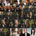 collage NCIS 8x01 gabby