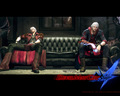 dante & nero - devil-may-cry-4 photo