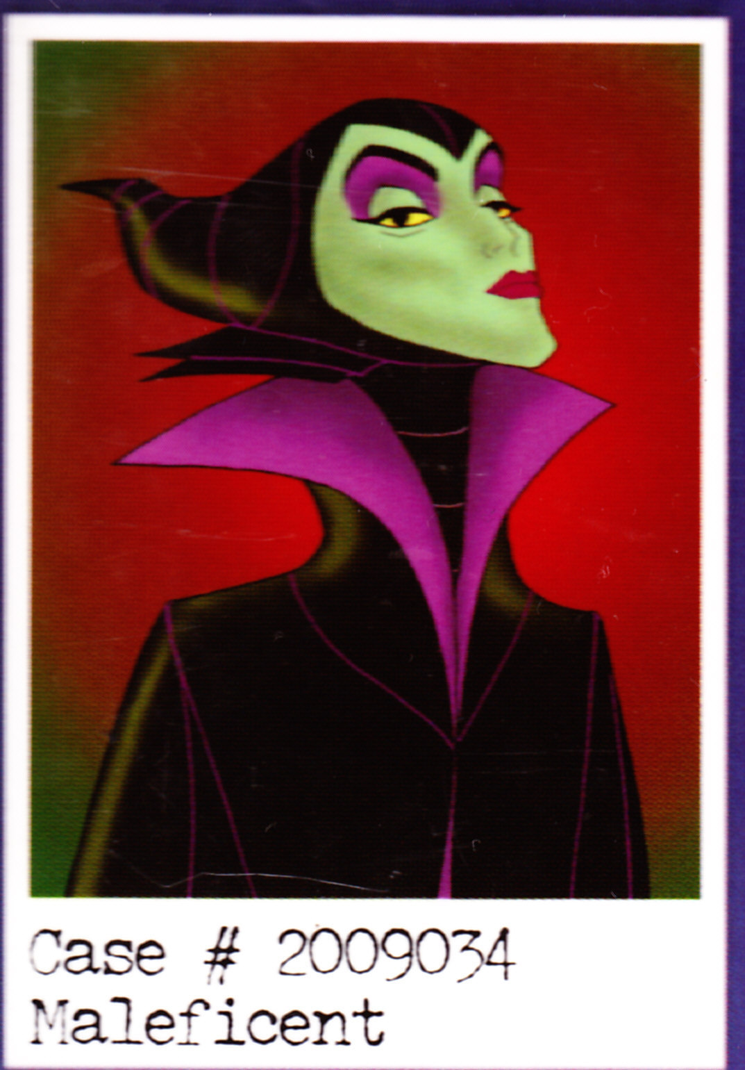 maleficent 's ID