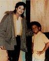 michael jackson loves niks95 rare !!! <3 - michael-jackson photo
