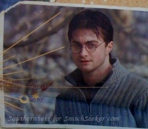 new Harry Potter and the Deathly Hallows: Part I promos from 2011 墙 calendar