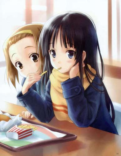ritsu & mio