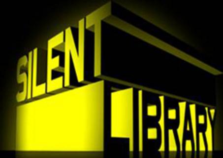 silent पुस्तकालय