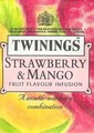 strawberry and mango - tea photo