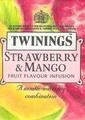 strawberry and mango