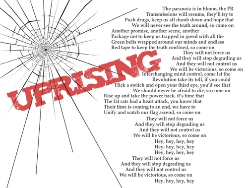 uprising দ্বারা Muse!