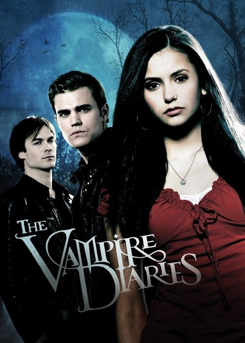 The Vampire Diaries wallpaper probably containing a portrait entitled vampire diaries