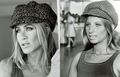  Jennifer Aniston As Barbra Streisand In Harpers Bazaar - barbra-streisand photo