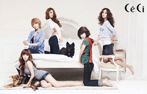 4Minute for Ceci
