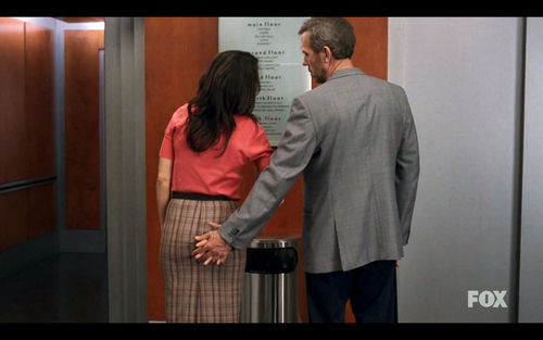 Huddy wallpaper containing a business suit titled 7x02 'Selfish' HQ caps for your delight :)