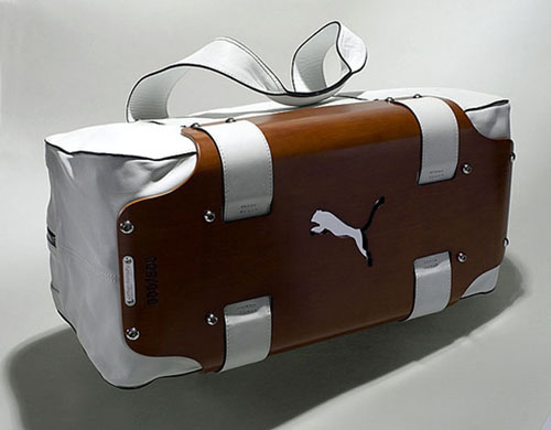 A stylish bag for modern athletes.
