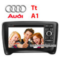 AUDI TT/A1 Factory OEM radio Car DVD Player GPS navigation bluetooth,RDS,IPOD