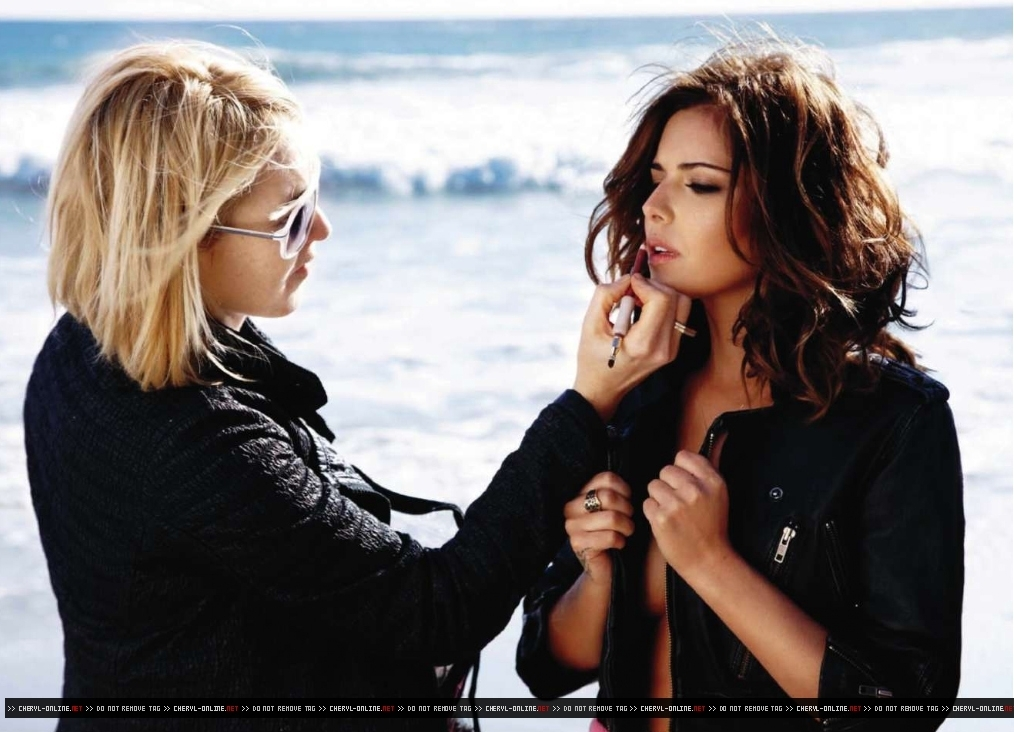 Absynth outtakes amp behind the scenes photo shoot cheryl cole photo
